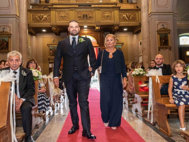 Il matrimonio di Paolo e Marta a Monza, Monza e Brianza 10
