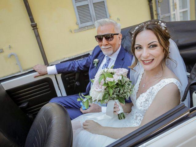Il matrimonio di Riccardo e Isabella a Canzo, Como 11