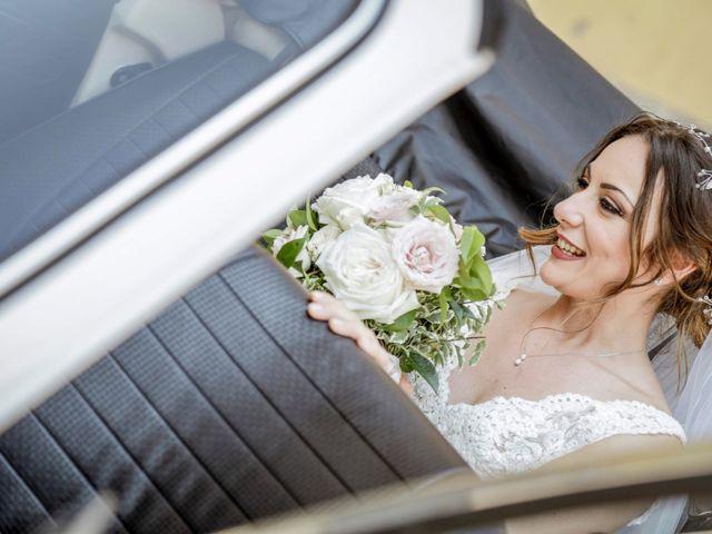 Il matrimonio di Riccardo e Isabella a Canzo, Como 12