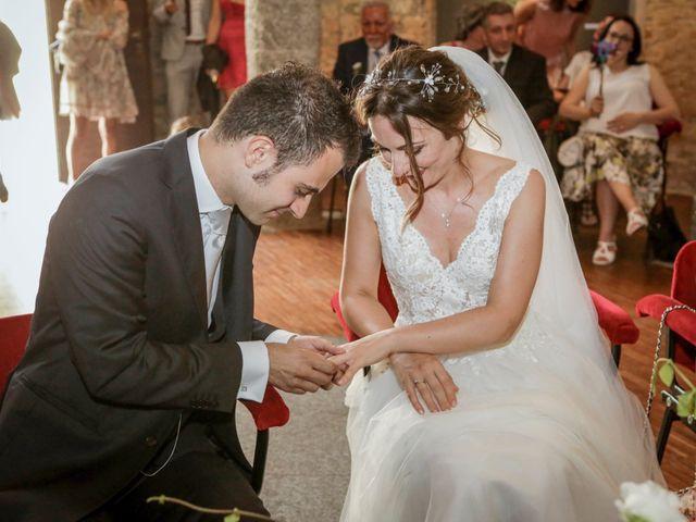 Il matrimonio di Riccardo e Isabella a Canzo, Como 21