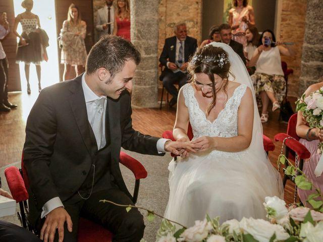 Il matrimonio di Riccardo e Isabella a Canzo, Como 22