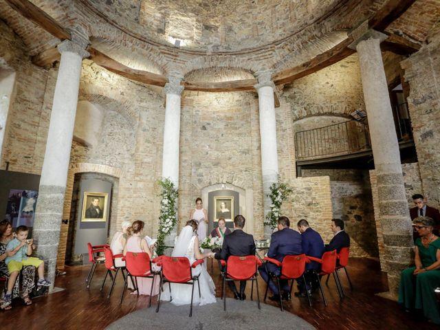 Il matrimonio di Riccardo e Isabella a Canzo, Como 23