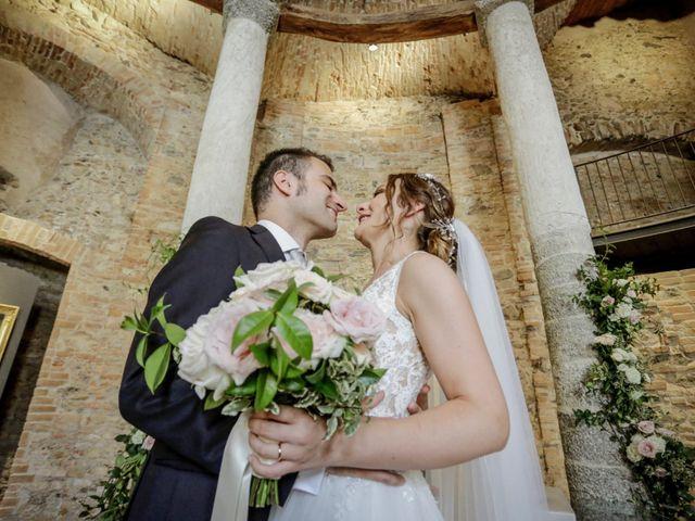 Il matrimonio di Riccardo e Isabella a Canzo, Como 25