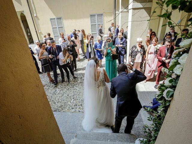 Il matrimonio di Riccardo e Isabella a Canzo, Como 28
