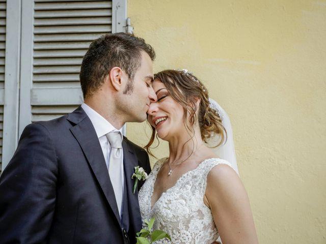 Il matrimonio di Riccardo e Isabella a Canzo, Como 30