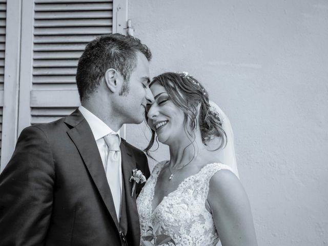 Il matrimonio di Riccardo e Isabella a Canzo, Como 31