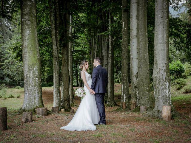 Il matrimonio di Riccardo e Isabella a Canzo, Como 35