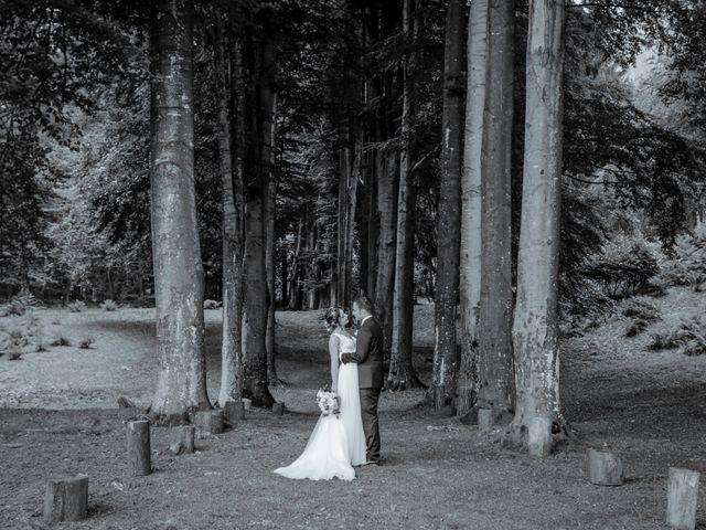 Il matrimonio di Riccardo e Isabella a Canzo, Como 36