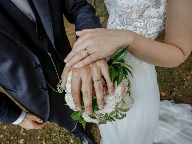 Il matrimonio di Riccardo e Isabella a Canzo, Como 37