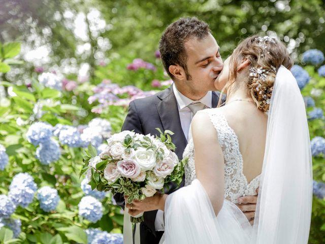 Il matrimonio di Riccardo e Isabella a Canzo, Como 46