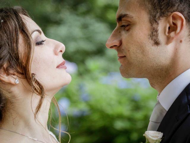 Il matrimonio di Riccardo e Isabella a Canzo, Como 47