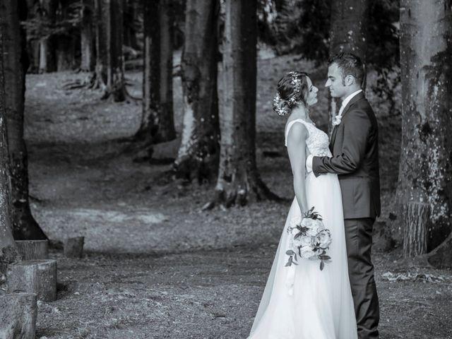 Il matrimonio di Riccardo e Isabella a Canzo, Como 48
