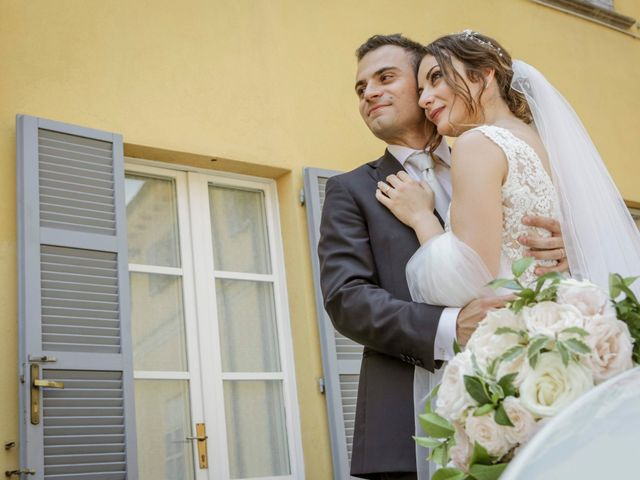 Il matrimonio di Riccardo e Isabella a Canzo, Como 50