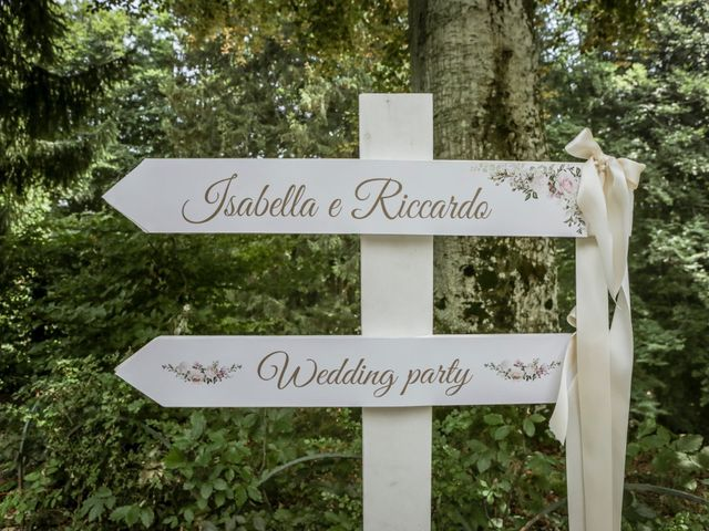 Il matrimonio di Riccardo e Isabella a Canzo, Como 52