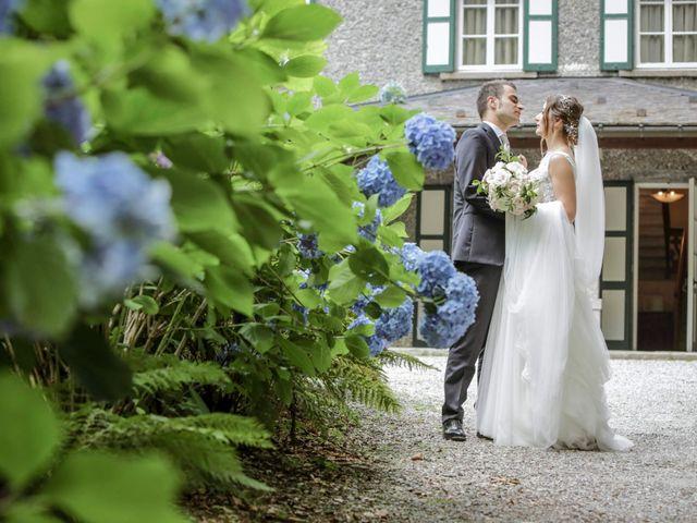 Il matrimonio di Riccardo e Isabella a Canzo, Como 53