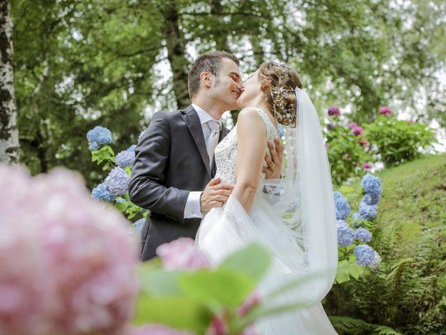 Il matrimonio di Riccardo e Isabella a Canzo, Como 55