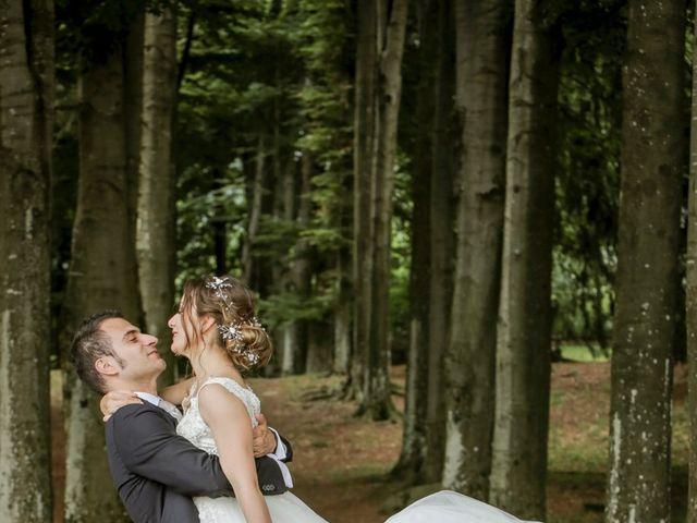 Il matrimonio di Riccardo e Isabella a Canzo, Como 59