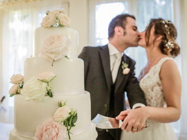 Il matrimonio di Riccardo e Isabella a Canzo, Como 63