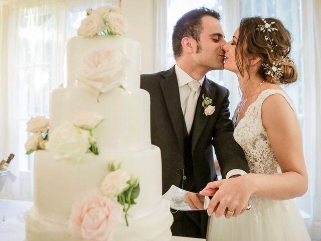 Il matrimonio di Riccardo e Isabella a Canzo, Como 64