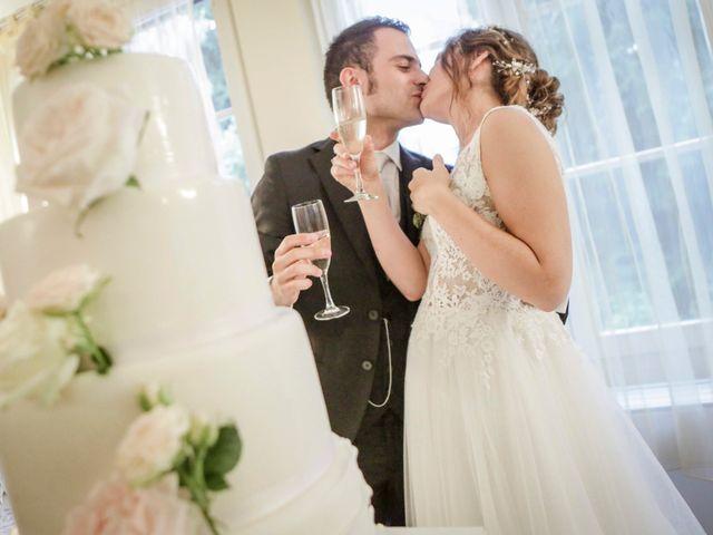 Il matrimonio di Riccardo e Isabella a Canzo, Como 65