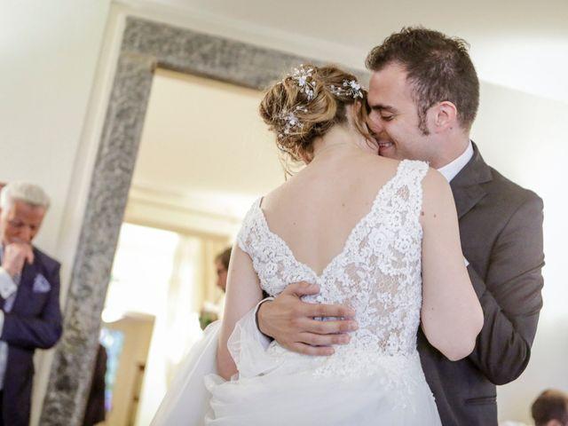 Il matrimonio di Riccardo e Isabella a Canzo, Como 66