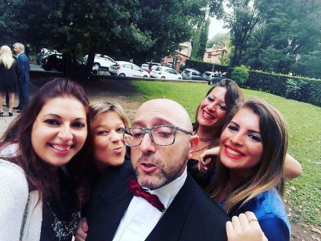 Il matrimonio di Massimo Scaringella  e Alessandra benedetti  a Roma, Roma 6
