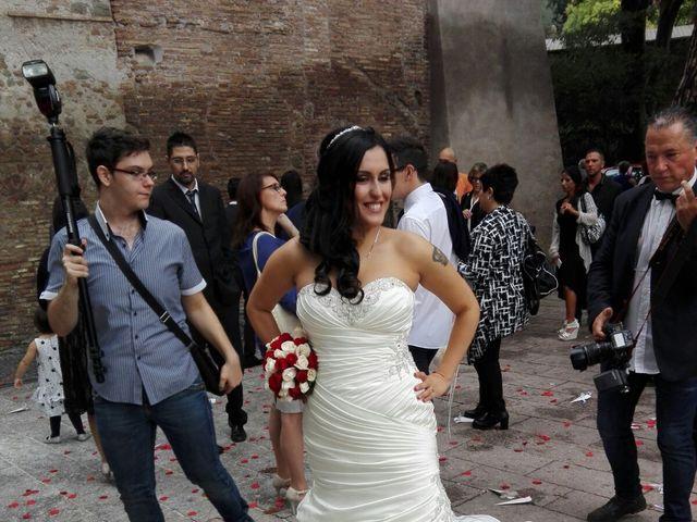 Il matrimonio di Massimo Scaringella  e Alessandra benedetti  a Roma, Roma 8