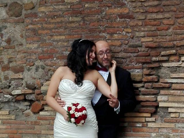 Il matrimonio di Massimo Scaringella  e Alessandra benedetti  a Roma, Roma 9