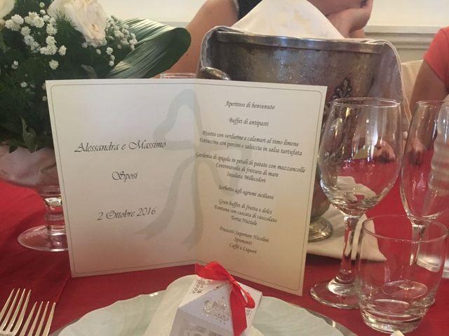 Il matrimonio di Massimo Scaringella  e Alessandra benedetti  a Roma, Roma 13