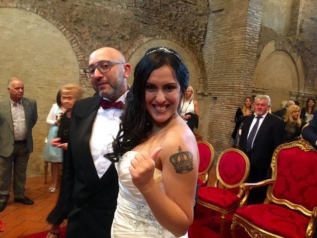 Il matrimonio di Massimo Scaringella  e Alessandra benedetti  a Roma, Roma 28