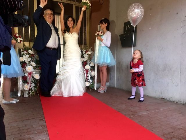 Il matrimonio di Massimo Scaringella  e Alessandra benedetti  a Roma, Roma 30