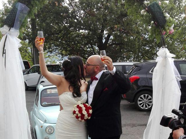 Il matrimonio di Massimo Scaringella  e Alessandra benedetti  a Roma, Roma 35