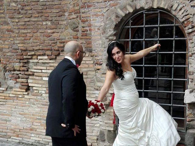 Il matrimonio di Massimo Scaringella  e Alessandra benedetti  a Roma, Roma 39