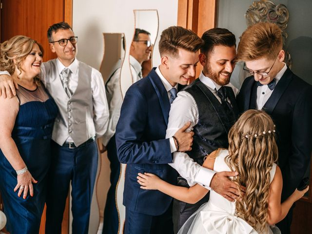 Il matrimonio di Emanuele e Jessica a Brucoli, Siracusa 10
