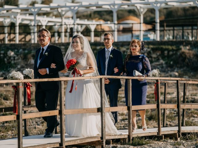 Il matrimonio di Emanuele e Jessica a Brucoli, Siracusa 21