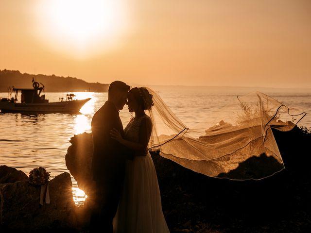 Il matrimonio di Emanuele e Jessica a Brucoli, Siracusa 41