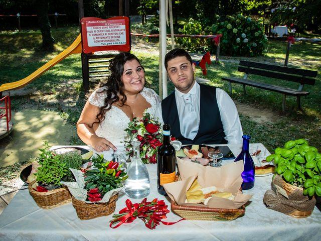 Il matrimonio di Francesco e Serena a Genova, Genova 18