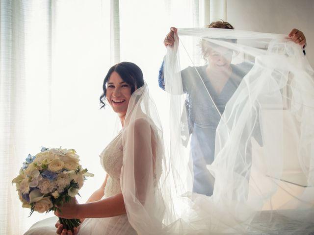 Il matrimonio di Davide e Laura a Carvico, Bergamo 17