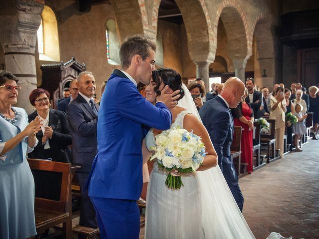 Il matrimonio di Davide e Laura a Carvico, Bergamo 19
