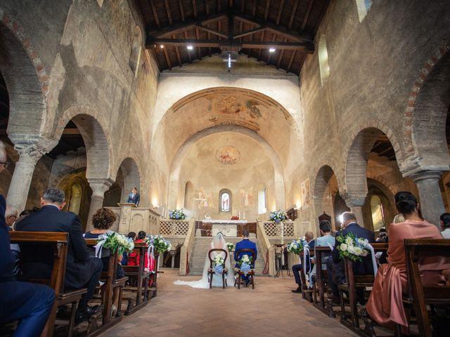 Il matrimonio di Davide e Laura a Carvico, Bergamo 20