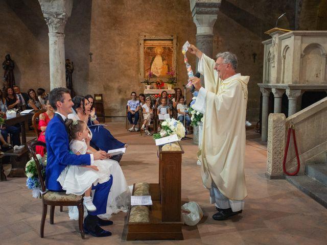 Il matrimonio di Davide e Laura a Carvico, Bergamo 21