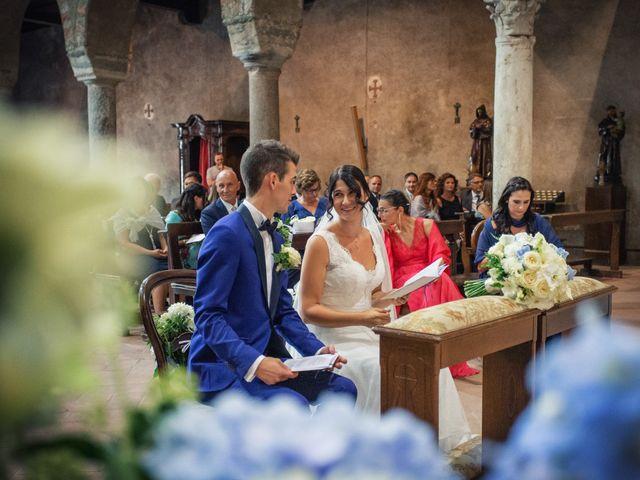 Il matrimonio di Davide e Laura a Carvico, Bergamo 22