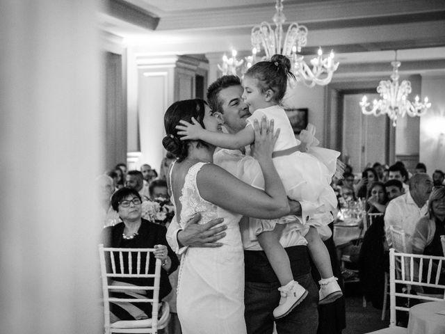 Il matrimonio di Davide e Laura a Carvico, Bergamo 33