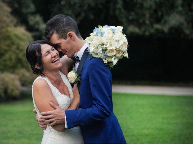 Il matrimonio di Davide e Laura a Carvico, Bergamo 34