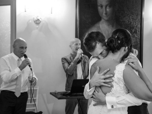 Il matrimonio di Davide e Laura a Carvico, Bergamo 35