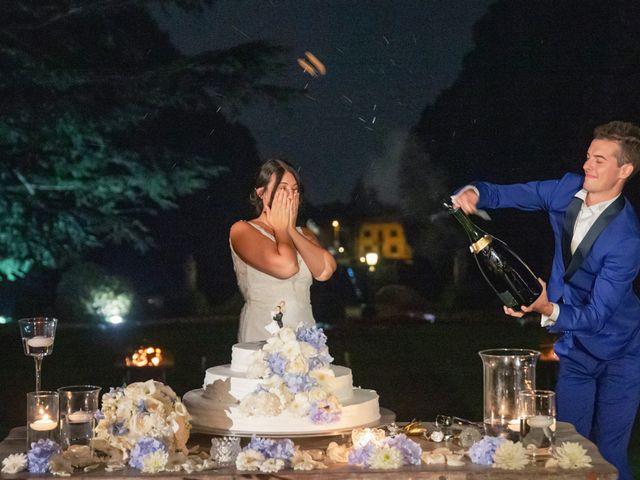 Il matrimonio di Davide e Laura a Carvico, Bergamo 49