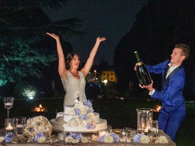 Il matrimonio di Davide e Laura a Carvico, Bergamo 50