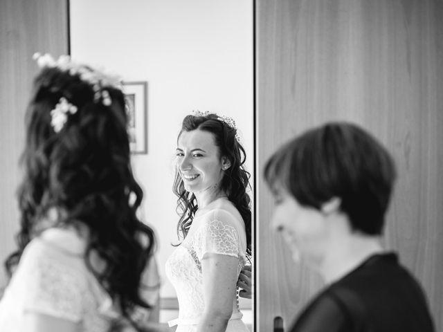 Il matrimonio di Giuliana e Enrico a Corridonia, Macerata 11