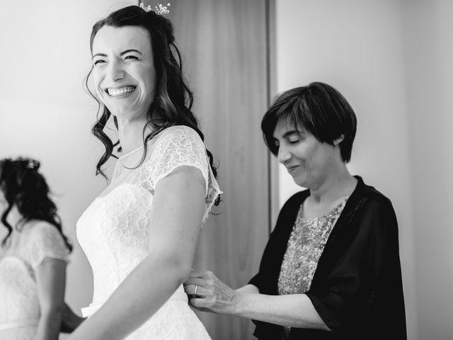 Il matrimonio di Giuliana e Enrico a Corridonia, Macerata 13