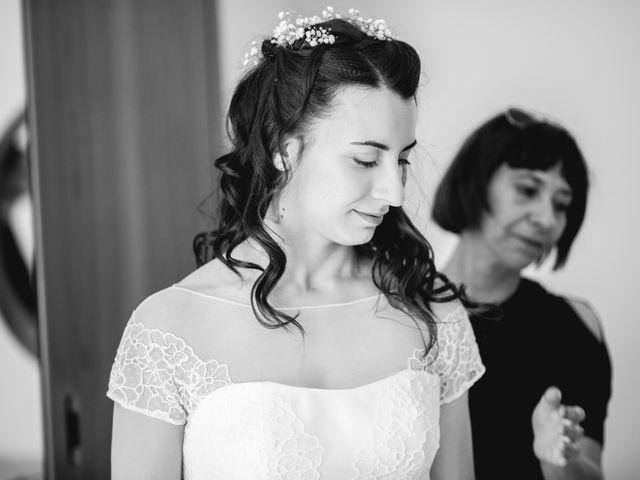 Il matrimonio di Giuliana e Enrico a Corridonia, Macerata 14
